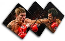 Boxing Pacquiao Hatton Sports - 13-1931(00B)-MP19-LO